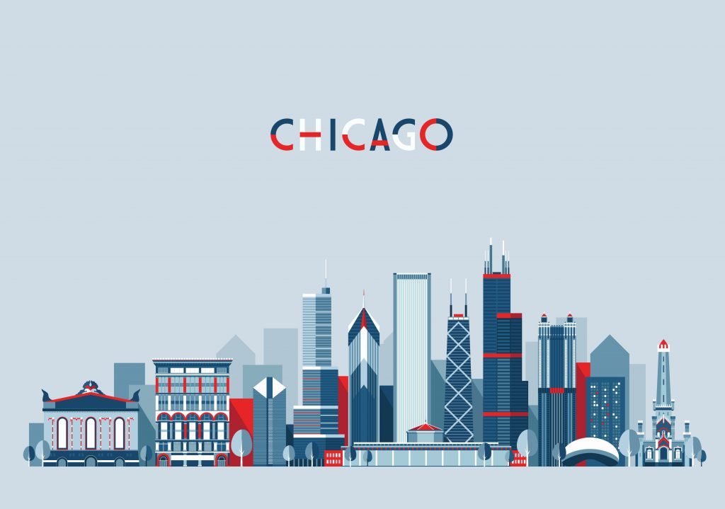 Chicago drawing