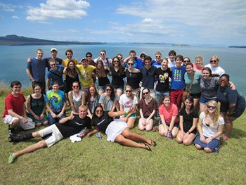 International students New Zealand University of Otago