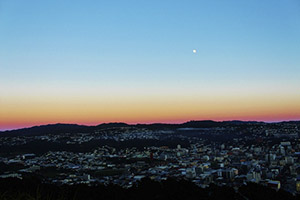 sunrise wellington new zealand