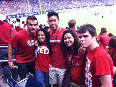 students-at-football-game