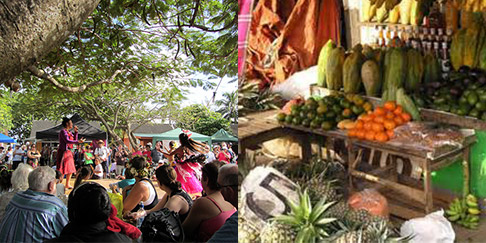 market-on-rarotonga-island
