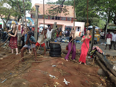 volunteering-in-india