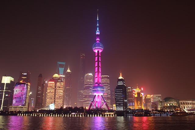 shanghai-bund-night-1213148 640