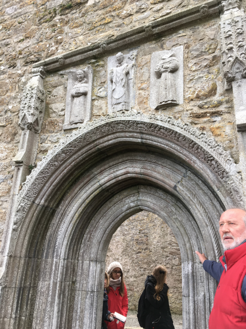 Cultural Heritage Field Trip to Clonmacnoise