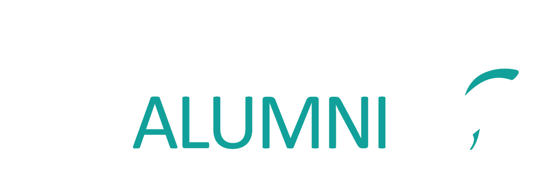 what alumni say logo