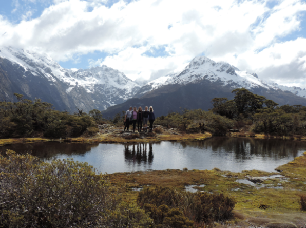 Our trip to New Zealand
