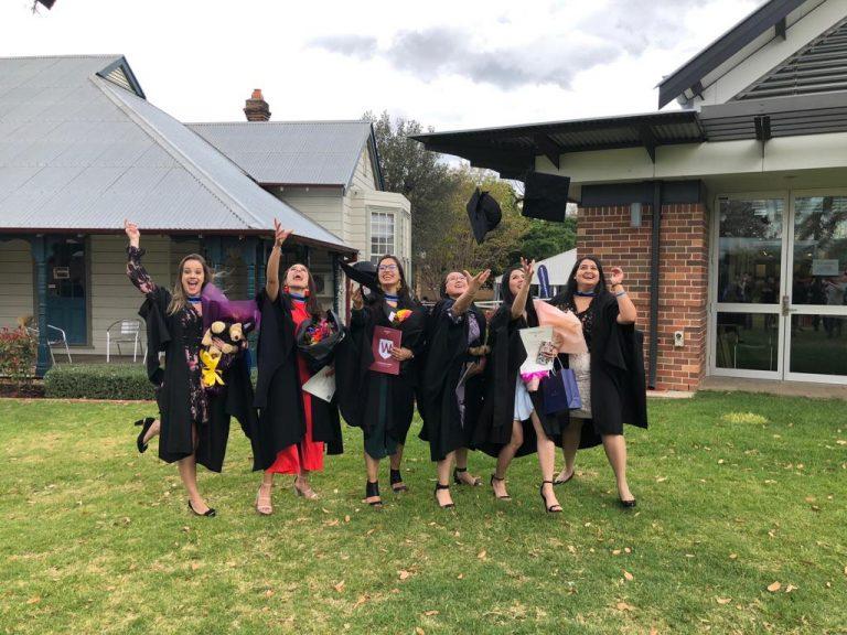 Ligia's MBA in Australia – Western Sydney University
