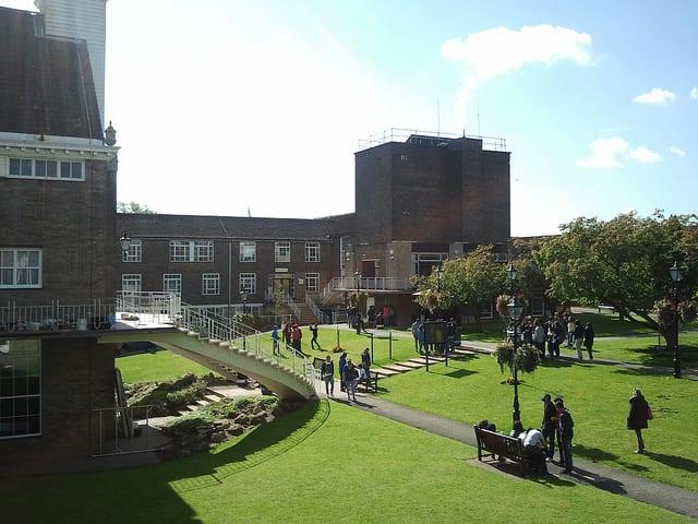 Dominic's Oxford Brookes University