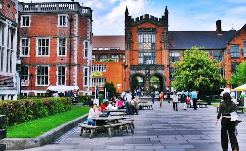 Abbie's Newcastle University