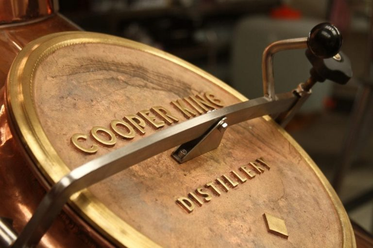 The Cooper King Distillery Story